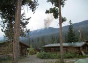 Fire on Ranger Ridge